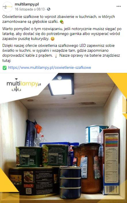 Case Study: Multilampy
